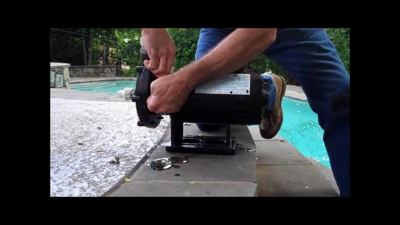 Pool Booster Pump